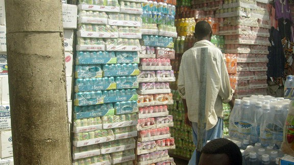Even the largest regional economies such as Nigeria are net importers of food.
