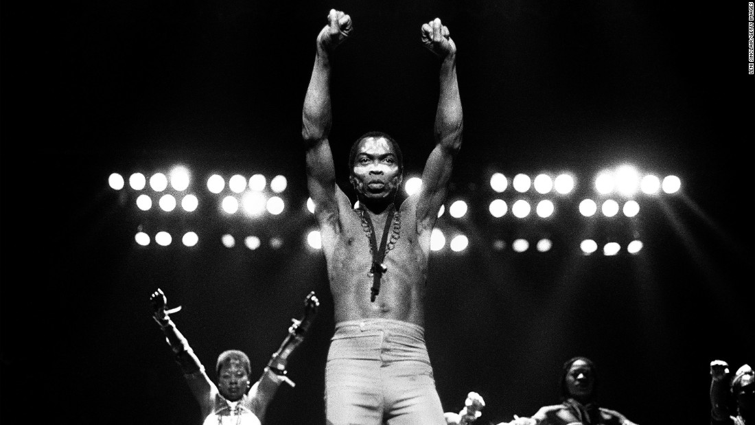 Afrobeat star Fela Kuti joins Jay-Z, Mary J. Blige, others on nominees list for Rock and Roll Hall of Fame - CNN