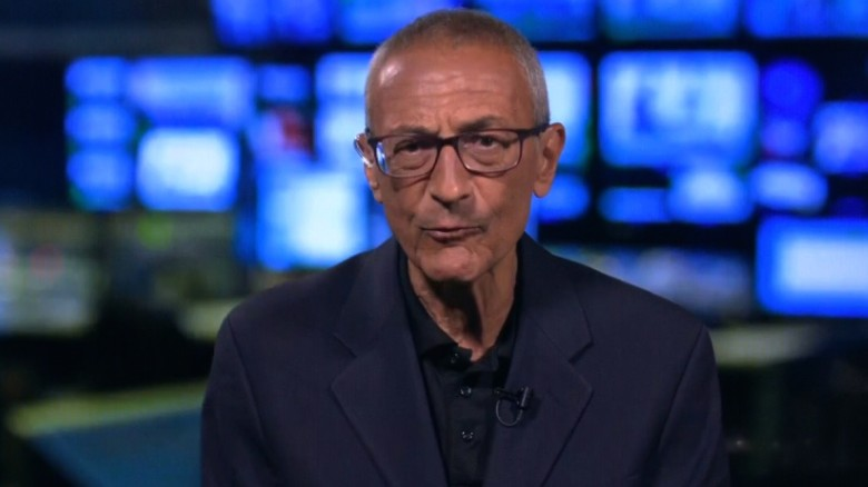 Podesta: Trump deflecting from Russia story