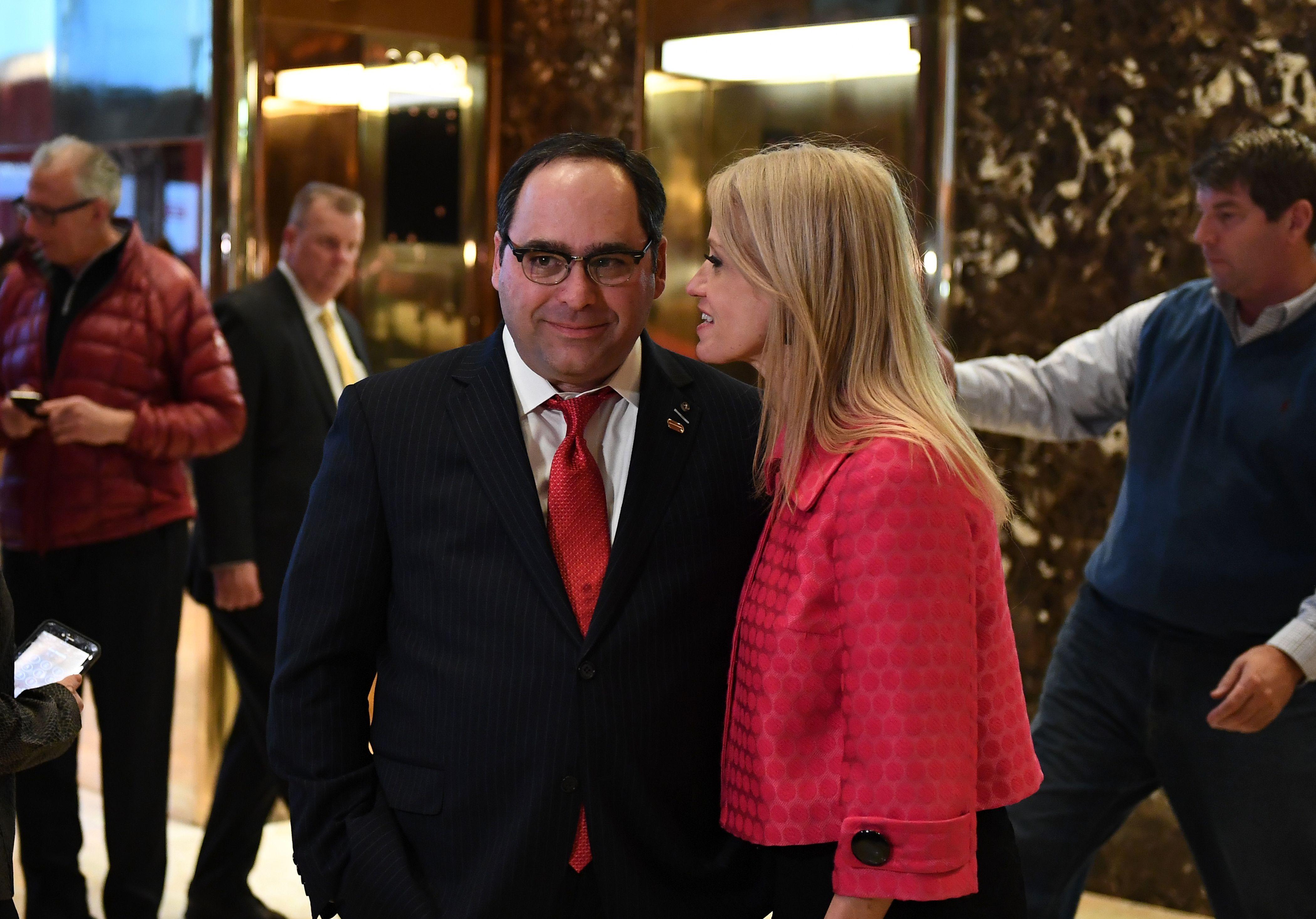 Conway s husband deletes Trump tweets CNN Video