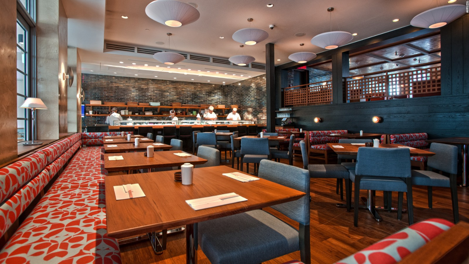 New York Restaurants In Miami Whats The Connection Cnn Travel