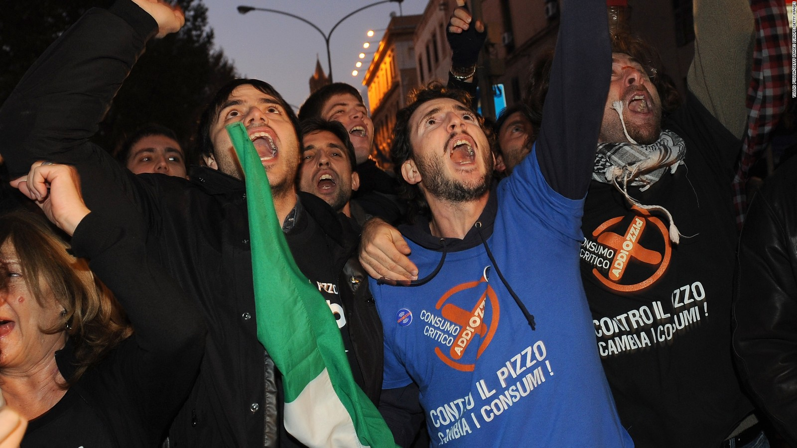 Sicilian businesses take on the mafia