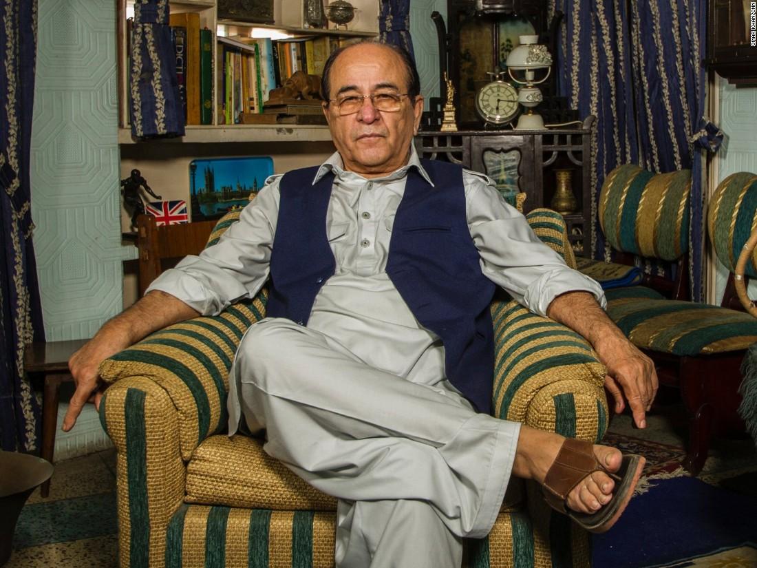 Masroor Ahmed Khan