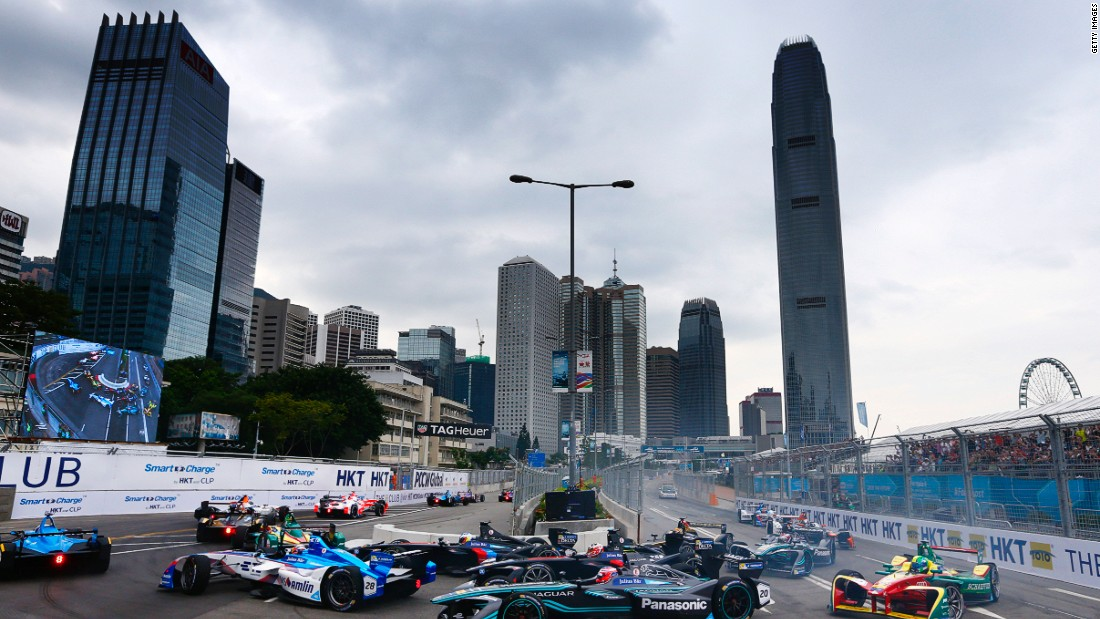 Home to one of the most recognizable skylines in the world, Hong Kong hosted its first Formula E race in October 2016.