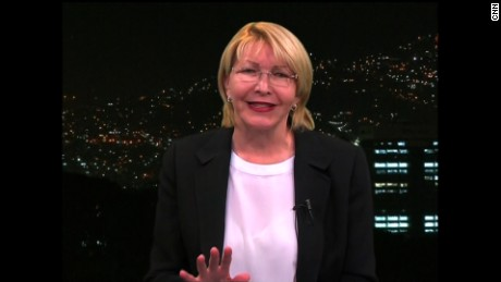 Venezuela's Attorney General Luisa Ortega Diaz