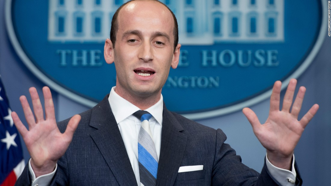How Stephen Miller, the architect behind Trump's immigration policies, rose to power