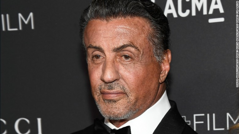 The allegation against Stallone is from the 1990s, police said.