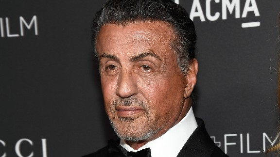 LOS ANGELES, CA - OCTOBER 29:  Actor Sylvester Stallone attends the 2016 LACMA Art + Film Gala honoring Robert Irwin and Kathryn Bigelow presented by Gucci at LACMA on October 29, 2016 in Los Angeles, California.  (Photo by Frazer Harrison/Getty Images for LACMA)