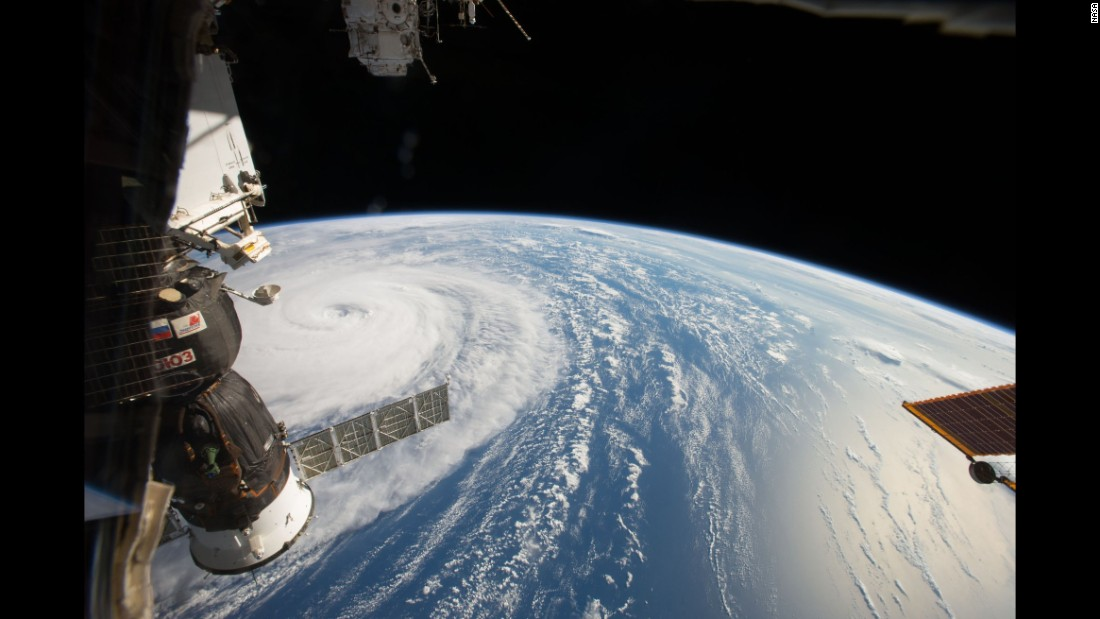 "NASA astronaut Randy Bresnik photographed Super Typhoon Noru from the International Space Station on Tuesday, August 1. He shared images of the massive storm on social media. <a href=""http://www.cnn.com/2017/07/27/world/gallery/week-in-photos-0728/index.html"" target=""_blank"">See last week in 26 photos</a>"
