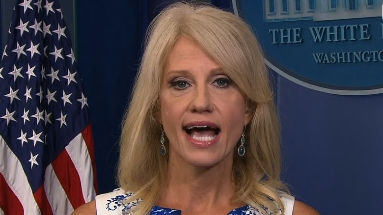Conway: Probe not about Russian interference