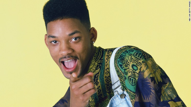 Will Smith launches 'Fresh Prince'-inspired clothing line