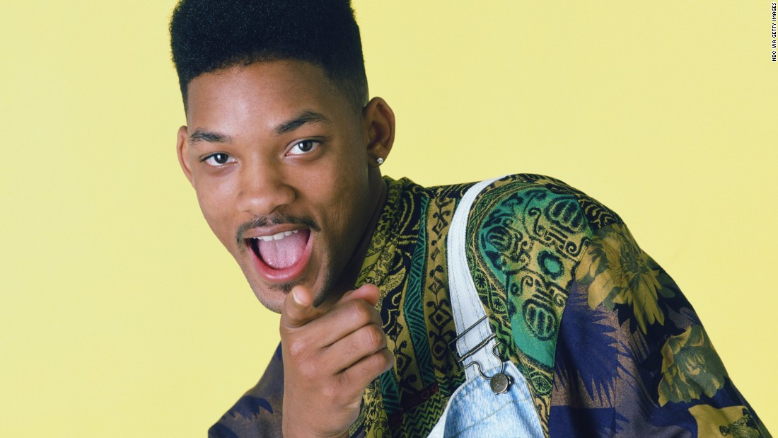 Will Smith has a new 'Fresh Prince'-themed clothing line. Smell you later, bad fashion. thumbnail