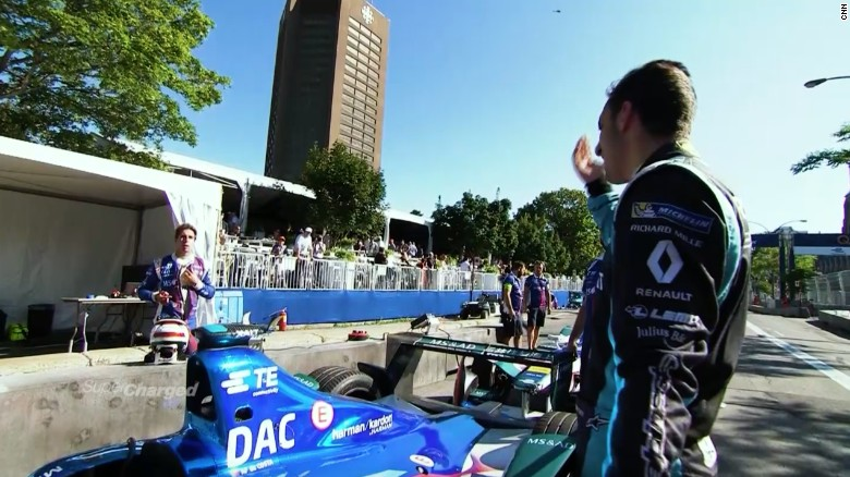 Formula E: Di Grassi and Buemi vie for title in Montreal