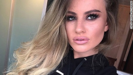 Kidnapped British model Chloe Ayling