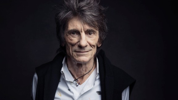 Rolling Stones guitarist Ronnie Wood revealed in August that he had been diagnosed with lung cancer three months earlier. Wood, who chain-smoked for 50 years, tweeted that he is fine now after surgery and ready to head on tour with his band.