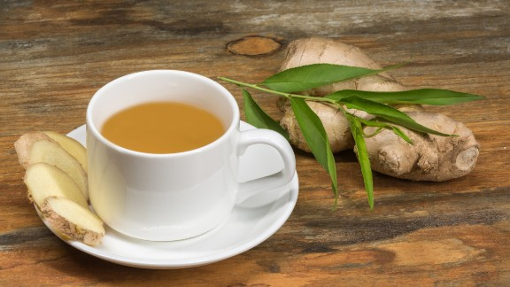 """Asian medicine has used dried ginger for centuries for stomachaches, nausea and diarrhea. Scientific <a href=""""https://nccih.nih.gov/health/ginger"""" target=""""_blank"""" target=""""_blank"""">studies </a>show that ginger could help control nausea from cancer chemotherapy when used along with conventional medications, and it may reduce morning sickness among pregnant women, who should be sure to consult with an OB/GYN first.<br />When used as a spice, ginger is considered safe, but there is some concern that it could interact with blood thinners and increase the flow of bile, which might affect anyone with gallstone disease."""