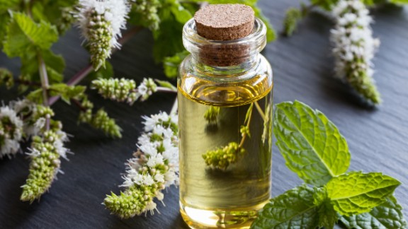 """Ancient records from Greece, Rome and Egypt mention the use of mint as a healing herb; today, we often see peppermint used for colds, headaches and digestive issues. <a href=""""https://nccih.nih.gov/health/peppermintoil"""" target=""""_blank"""" target=""""_blank"""">Studies</a> of peppermint oil show that it may improve irritable bowel symptoms when taken in capsules and when applied topically may lessen tension headaches, but there's no evidence that it can help the common cold or other conditions. Be warned: Excessive doses of peppermint oil can be toxic."""