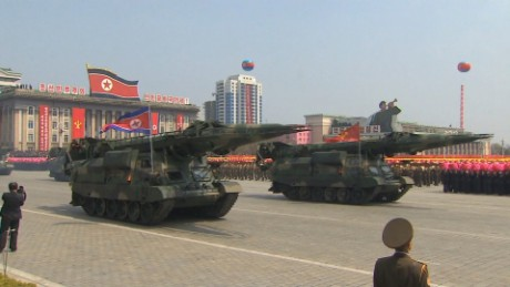CNN Poll: Two-thirds see North Korea as a very serious threat