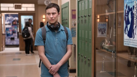 "Keir Gilchrist in Netflix's ""Atypical."""