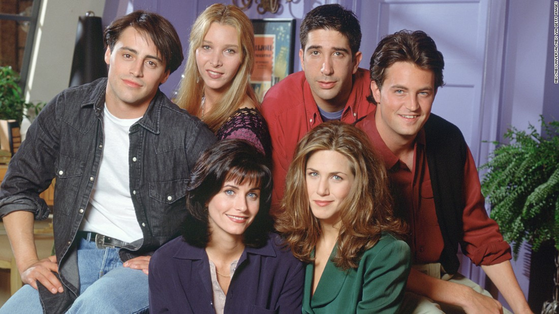 Jennifer Aniston continues to spill the tea on potential 'Friends' reunion