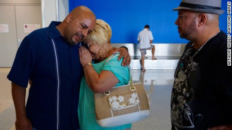 DNA test leads brothers to reunite with mother -- after 46 years