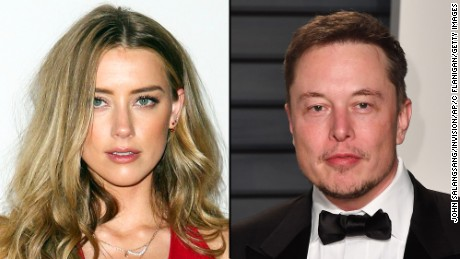 Amber Heard and Elon Musk used social media to confirm their break up.