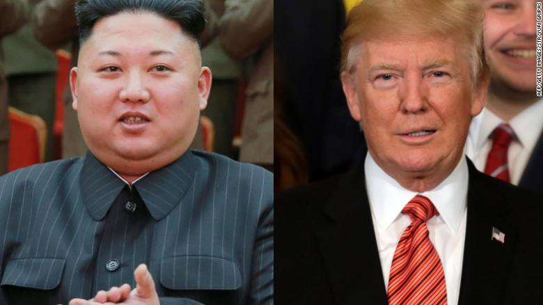 Trump's 'fire and fury' approach to N. Korea