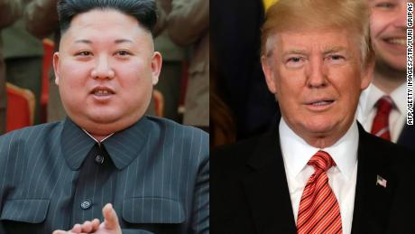 Trump accepts offer to meet Kim Jong Un