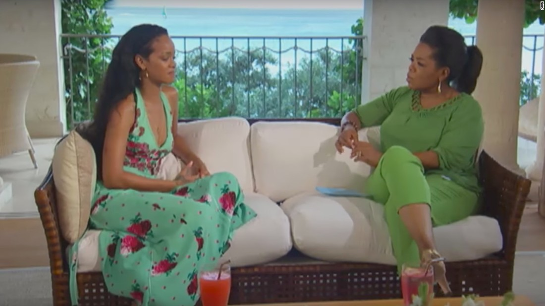 "The ""Birthday Cake"" singer opened up to Oprah about the night that changed everything between her and Brown during an <a href=""http://marquee.blogs.cnn.com/2012/08/17/rihanna-on-chris-brown-i-lost-my-best-friend/"" target=""_blank"">August 2012 interview</a>. ""I lost my best friend,"" she said. ""Everything I knew switched -- switched in a night -- and I couldn't control that, so I had to deal with that, and that's not easy for me to understand."""