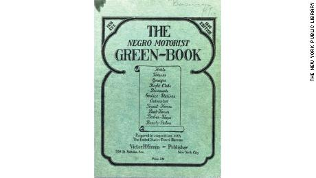 The Green Book was a pamphlet listing safe places to stay and eat for black motorists during the Jim Crow era.