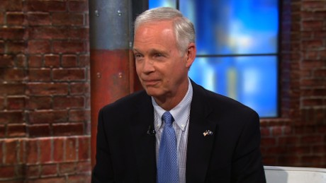 Ron Johnson John McCain brain tumor newday_00000000