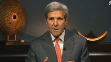 John Kerry confident about Kenyan election process