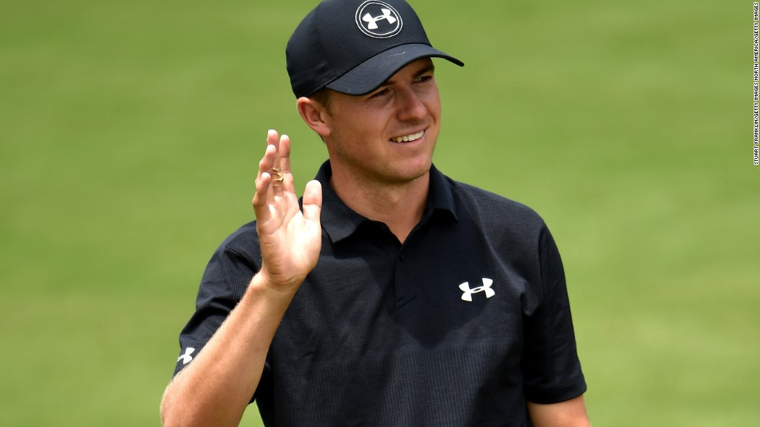 Jordan Spieth will have a shot at becoming the youngest golfer to complete a career grand slam when he takes to North Carolina's Quail Hollow for this year's US PGA Championship.