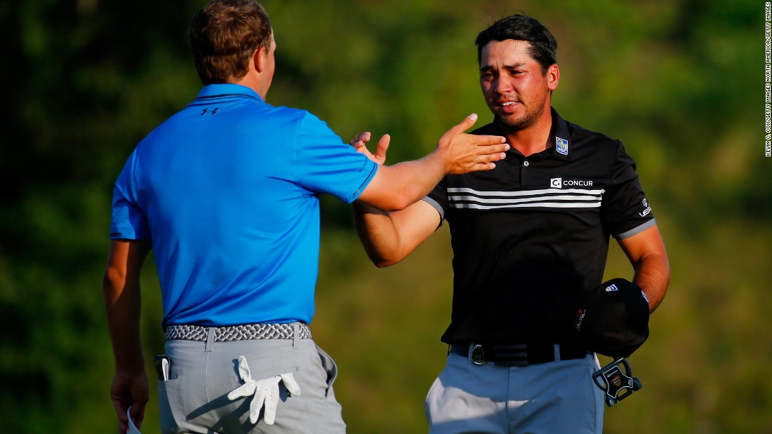 bfc80805eb1e7f He also finished runner-up to Jason Day at the US PGA Championship in 2015.  Photos  Jordan Spieth s ...