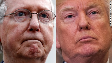 McConnell on Trump: 'I'm warming up to the tweets'