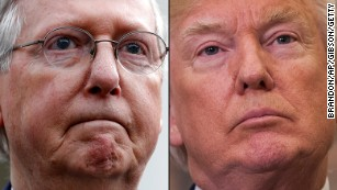 In rebuke to Trump, Mitch McConnell unveils proposal urging troops stay in Syria, Afghanistan