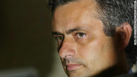 Jose Mourinho unveiled as Chelsea boss