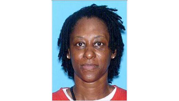 The mugshot of Deborah St. Charles, courtesy of Orlando Police.