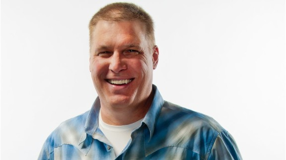 David Mueller on March 22, 2013, at a studio in Centennial, Colorado.