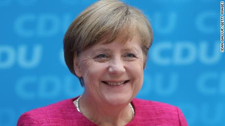Merkel makes breakthrough with preliminary coalition deal