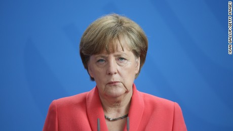 Merkel ally: She is committed to stay on