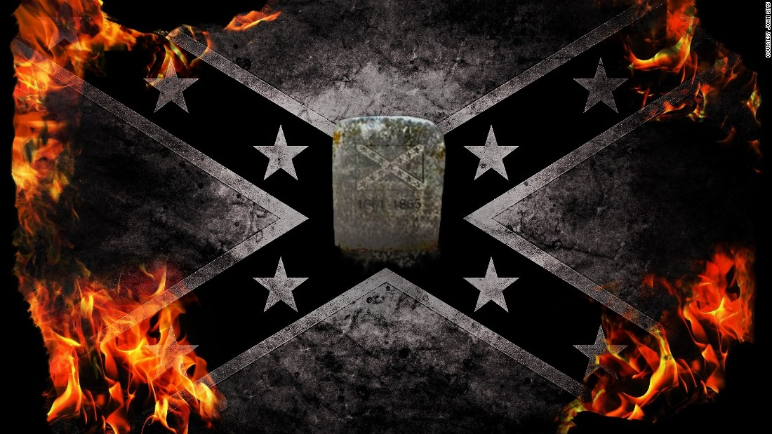 Don't resurrect the Confederacy - de-zombify it
