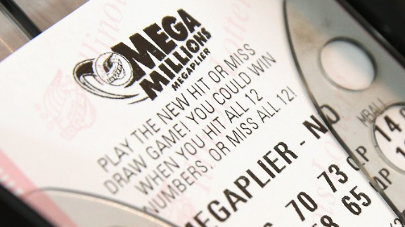 CHICAGO, IL - DECEMBER 17:  A machine prints a Mega Millions lottery ticket for a customer at a convenience store on December 17, 2013 in Chicago, Illinois. The jackpot is currently the second largest in U.S. history.  (Photo by Scott Olson/Getty Images)