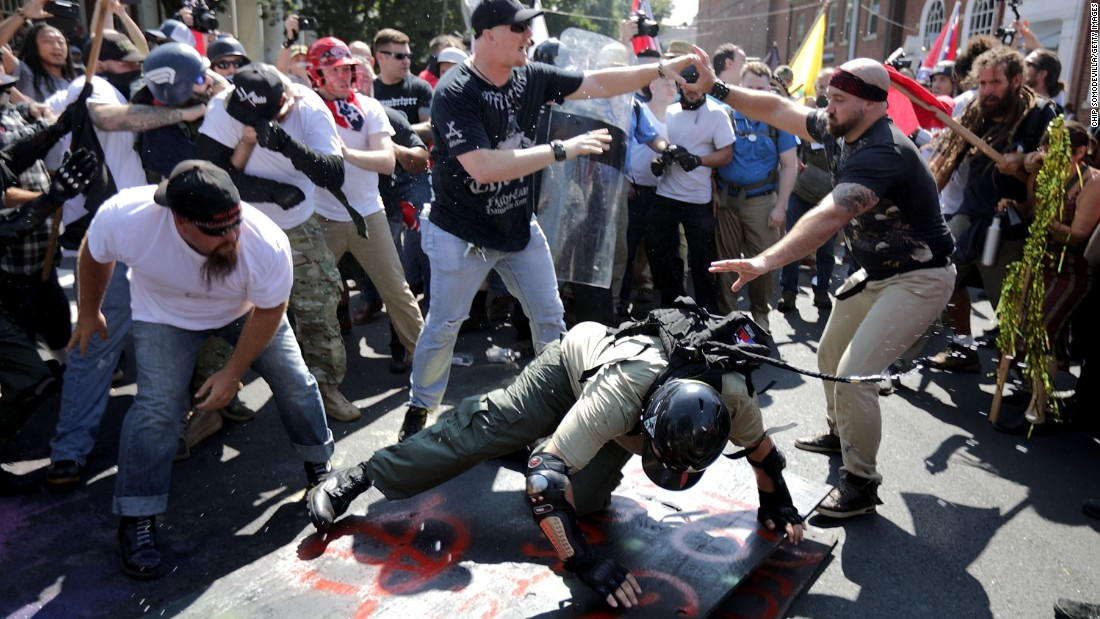 Jurors to decide whether Charlottesville Unite the Right rally organizers prepared for a violent showdown from the start