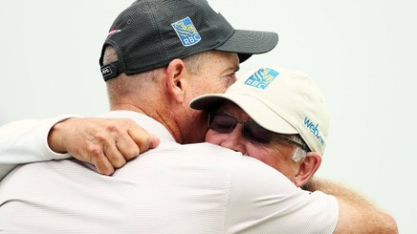 Golf's ultimate bromance