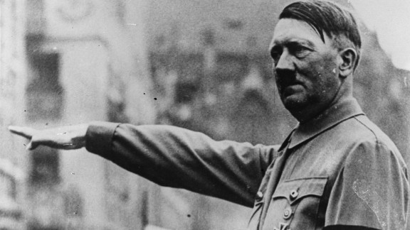 Adolf Hitler wrote a fan letter to one of the eugenics leaders in the United States because he was so inspired by the man