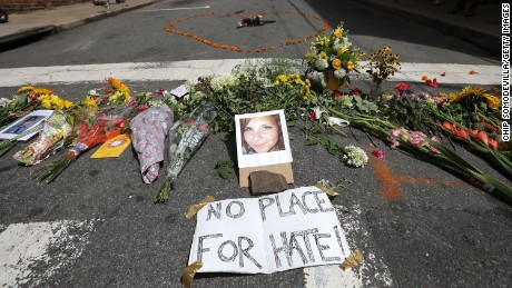 Charlottesville suspect may have been sending a message, DOJ official says