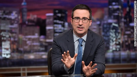 "In an episode of ""Last Week Tonight,"" John Oliver revisited the issue of net neutrality amid threats of rollbacks. Oliver  encouraged his viewers to visit the FCC site and leave comments in favor of strong net neutrality rules."