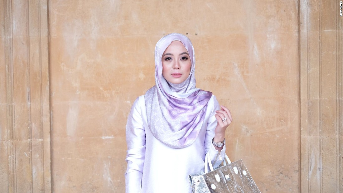 "Malaysian fashion influencer and entrepreneur Vivy Yusof, pictured here, is the brains behind <a href=""http://duckscarves.com/"" target=""_blank"">dUCk scarves</a> and <a href=""https://www.fashionvalet.com/"" target=""_blank"">Fashion Valet, </a>the online retailer. Yusof recently worked Princess Sarah on a limited-edition collection."