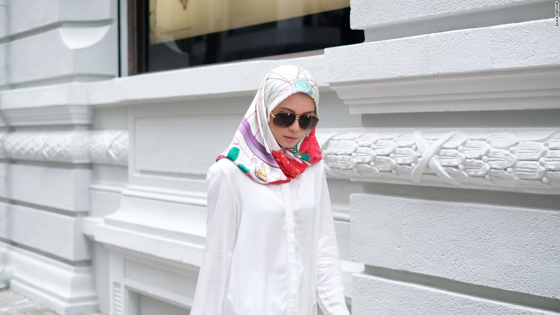"The dUCk website nearly crashed when the scarves went on sale. ""People were so excited because (this type of collaboration) has never been done before,"" Yusof says. ""It's not normal in Brunei for a princess to collaborate with a fashion brand, right?"""